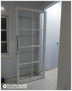 Pintu Aluminium dan Kaca