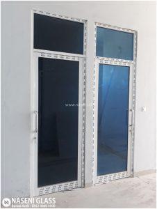 Pintu Kaca Aluminium